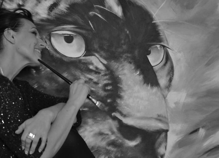 Cybèle et la peinture acrylique, l'ode à la liberté
